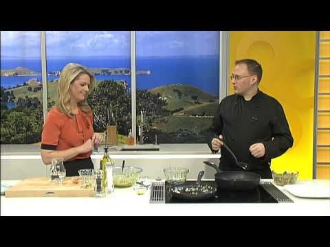 TV1 Good Morning - Revive - Jeremy Dixon - 19 Aug 2014 - Curried Zucchin...