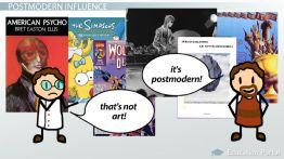 Postmodernism in Literature: Definition, Lesson & Quiz Link to hyperbole used at end of semester...