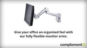 Organize your office desk with best dual desk mount monitor arms. Our desktop monitor stands are easy to install & adjust with more flexibility. Order Now!
