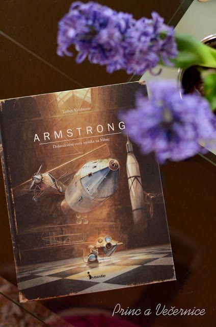 Princ a večernice: Armstrong a Lindberg