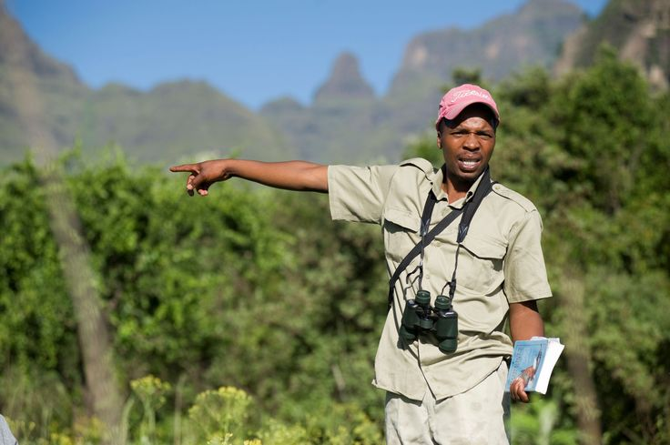 One of our Clued up tour guides can show you around our mountains..