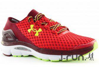 Under Armour SpeedForm Gemini M pas cher - Chaussures homme running Route & chemin en promo