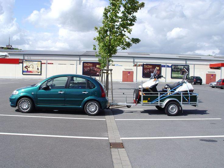 Vakantie in Duitsland, zo neem ik mijn Honda Helix mee.