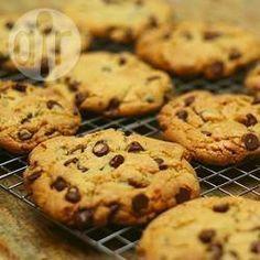 Grote chocolate chip koekjes, Beste American cookies recept die er te vinden is!