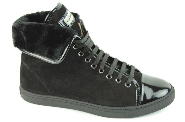 Mai Mai sneaker zwart - black
