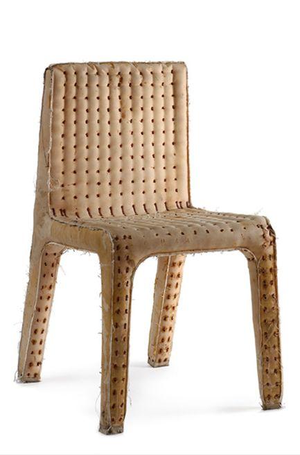 """Sandra Model Chair"" by François Azambourg."