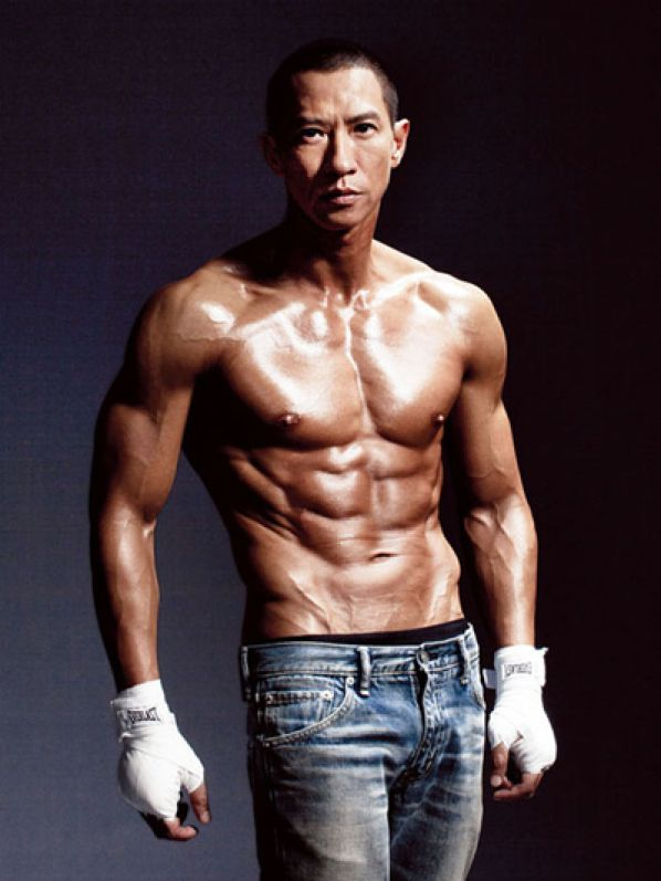 Nick Cheung Shows Off New Buff Body  asian men  Sexy