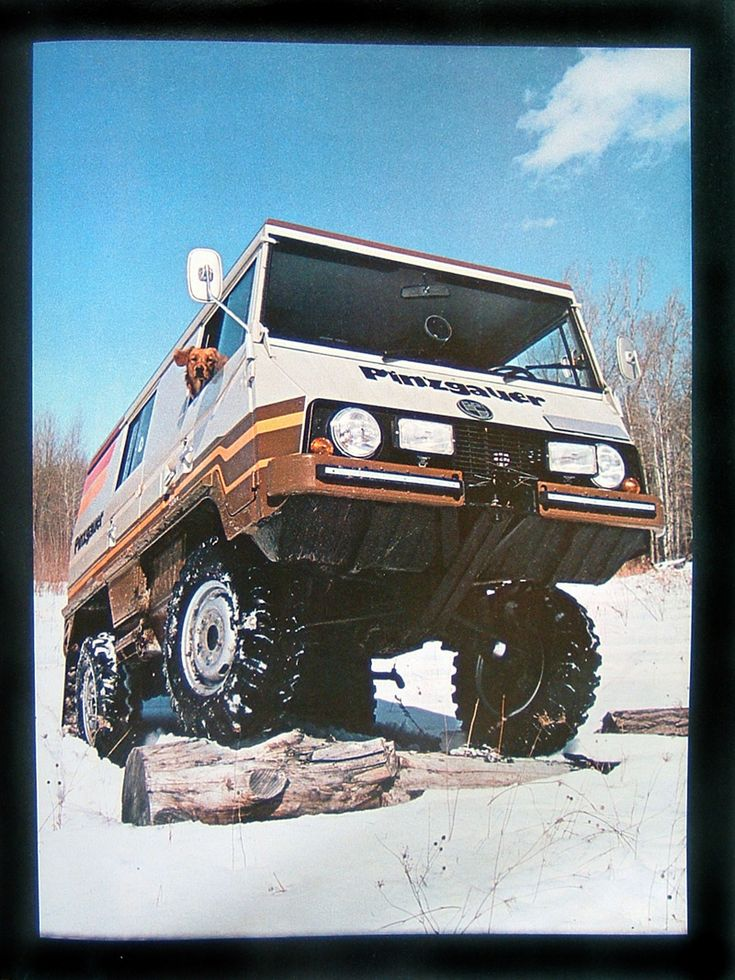 76 best images about Vehicles: PINZGAUER on Pinterest ...