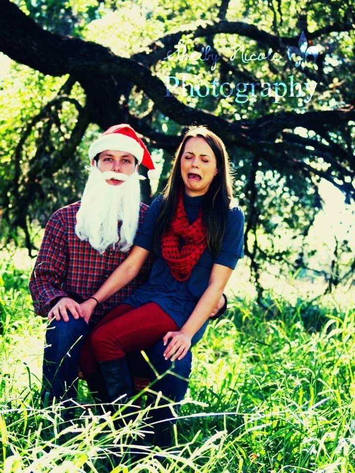 Funny Christmas card haha