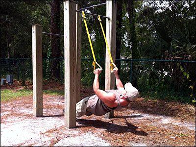 DIY Suspension Trainer | High Intensity Training by Drew Baye