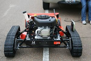 See awesome customer projects like this remote control lawn mower! http://www.servocity.com/html/customer_page.html