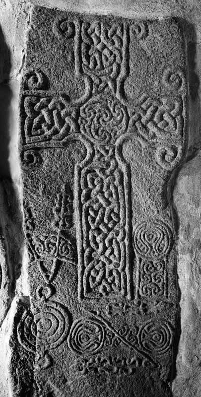 Dyce pictish cross slab. #history #scotland