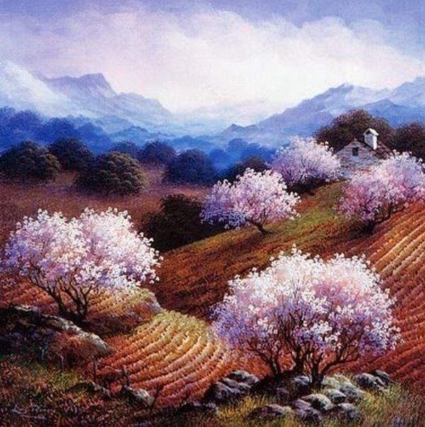 Luis Romero Art