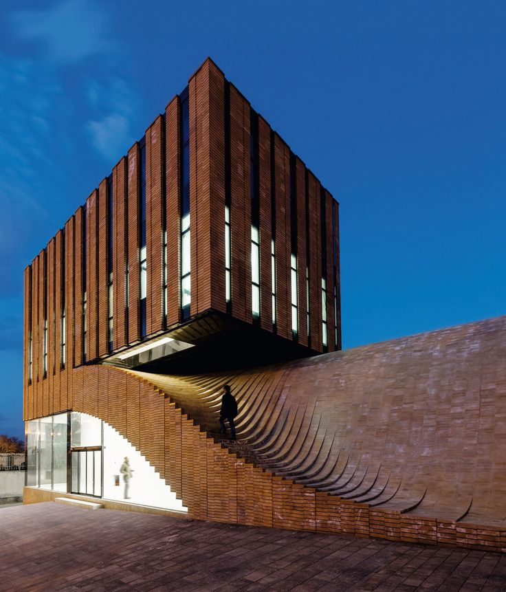 Bold, beautiful bricks from Paraguay to Poland – in pictures | Art and design | The Guardian