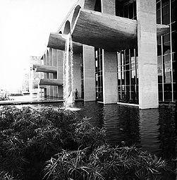 Ministry of Justice, Brasilia Brazil | Oscar Niemeyer | THE URBAN EARTH