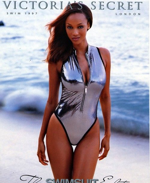 Tyra Banks Young Victoria S Secret: Tyra Banks. Victoria's Secret 1997
