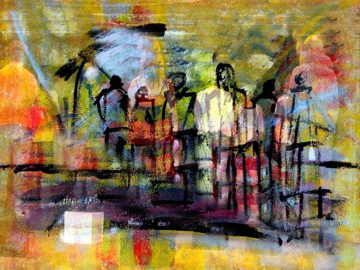 65 Besten Lee Eggstein / Abstrakte ,Moderne Kunst Der Malerei