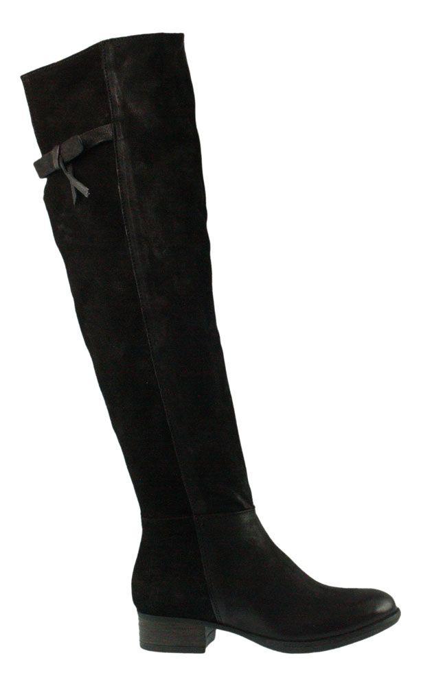 Mjus | Overknee | Langschaft Stiefel - schwarz | nero