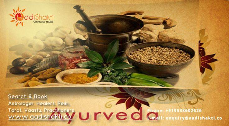 Ayurvedic medicine increases overall strength and energy, gently encourages elimination. https://www.aadishakti.co/ayurveda