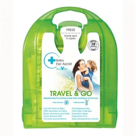 Picture of (Wallaboo) Baby Travel & Go First Aid Kit