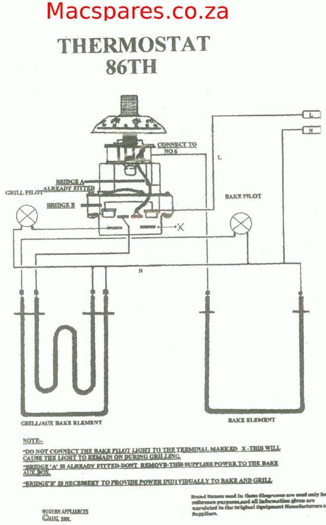 17 electric oven thermostat wiring diagram  wiring diagram