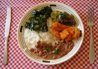 Brazilian Beans and Rice