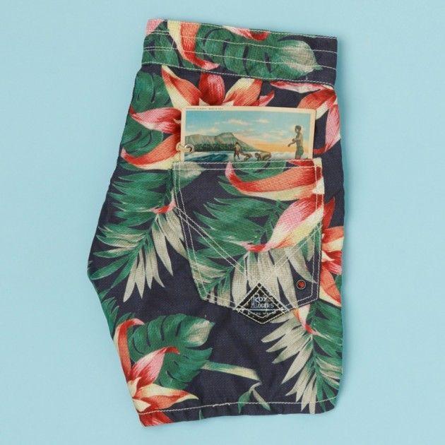 Roy Roger's Surf Heritage Collection di onde e spiagge di tanto tempo fa #style #fashion