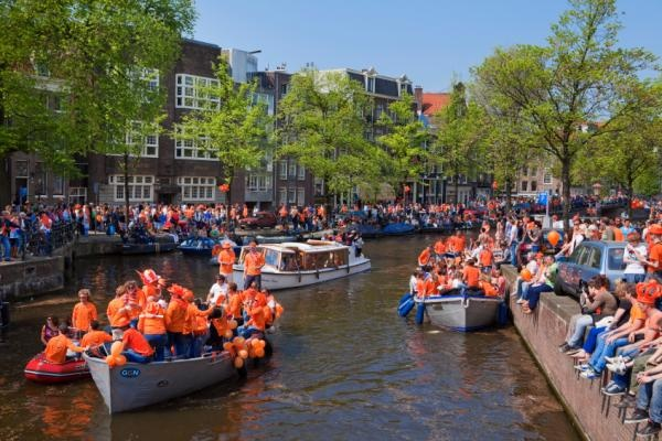 Queen's Day The Netherlands 2012