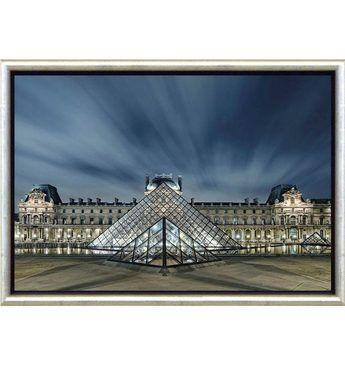 Premium Picture Schattenfugenbild »Glaspyramide im Louvre«, 76/56 cm Jetzt bestellen unter: https://moebel.ladendirekt.de/dekoration/bilder-und-rahmen/bilder/?uid=958e2f79-1897-5788-987b-104f51cf5e61&utm_source=pinterest&utm_medium=pin&utm_campaign=boards #bilder #rahmen #dekoration