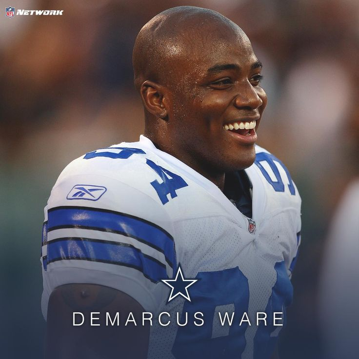 Congratulations to @DeMarcusWare, who officially retired a Dallas Cowboy today!