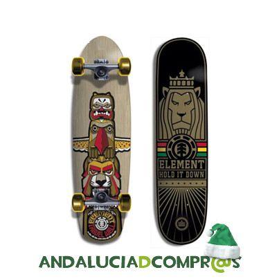 En Andalucía de Compras encontrarás regalos para los más deportistas de la casa ¡Como estas tablas de skate con los que serán los reyes de la pista!