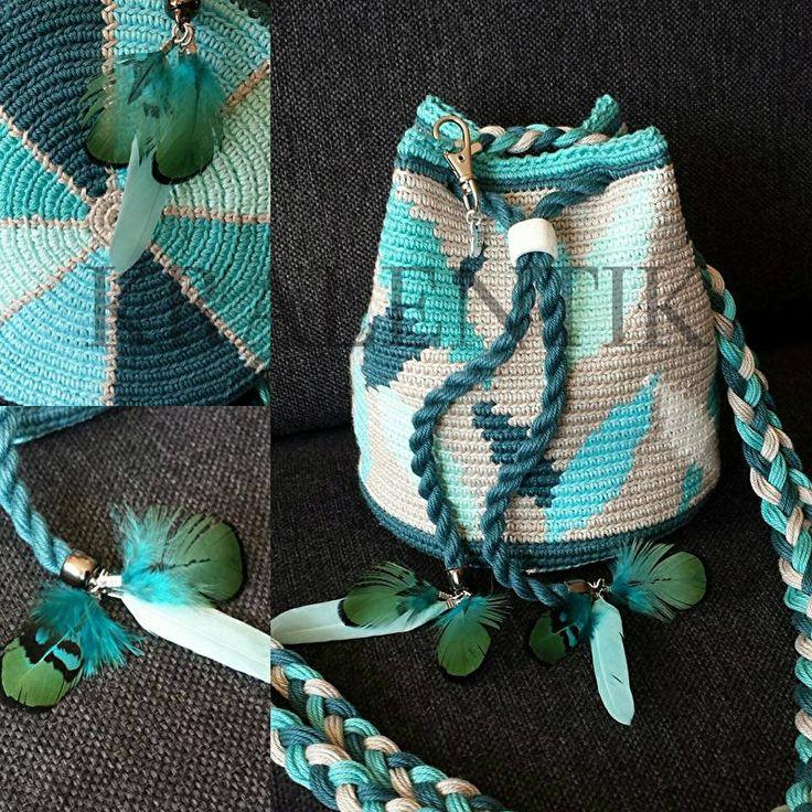 MINI Leaf | MOCHILA BAGS | Kralentik