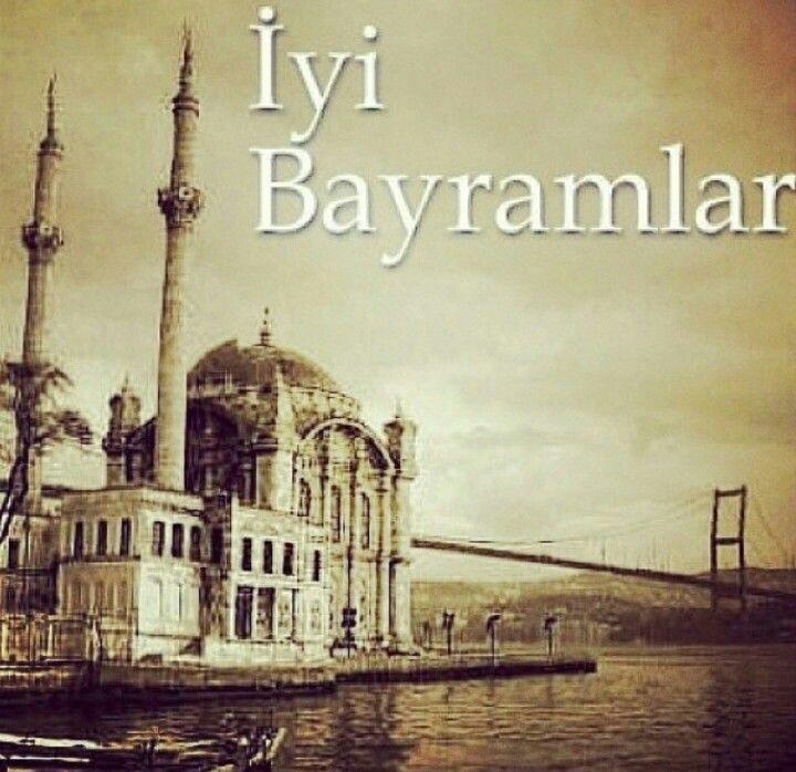 Открытки, открытка с ураза байрамом на турецком языке