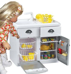 Find American Girl Doll Furniture: 18 Inch Doll Clothes & Trunks, Beds, Wood, & Upholstered Doll Furniture