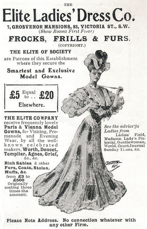 British advertisements - 1906. | Flickr - Photo Sharing!