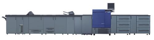 The amazing Konica Minolta C8000 Production Printer