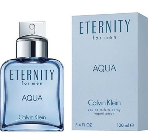 Calvin Klein Eternity Aqua EDT 100 ml #http://pinterest.com/savate1/boards/ Fragrance is designed sexy men who feel most comfortable in the sun and air.