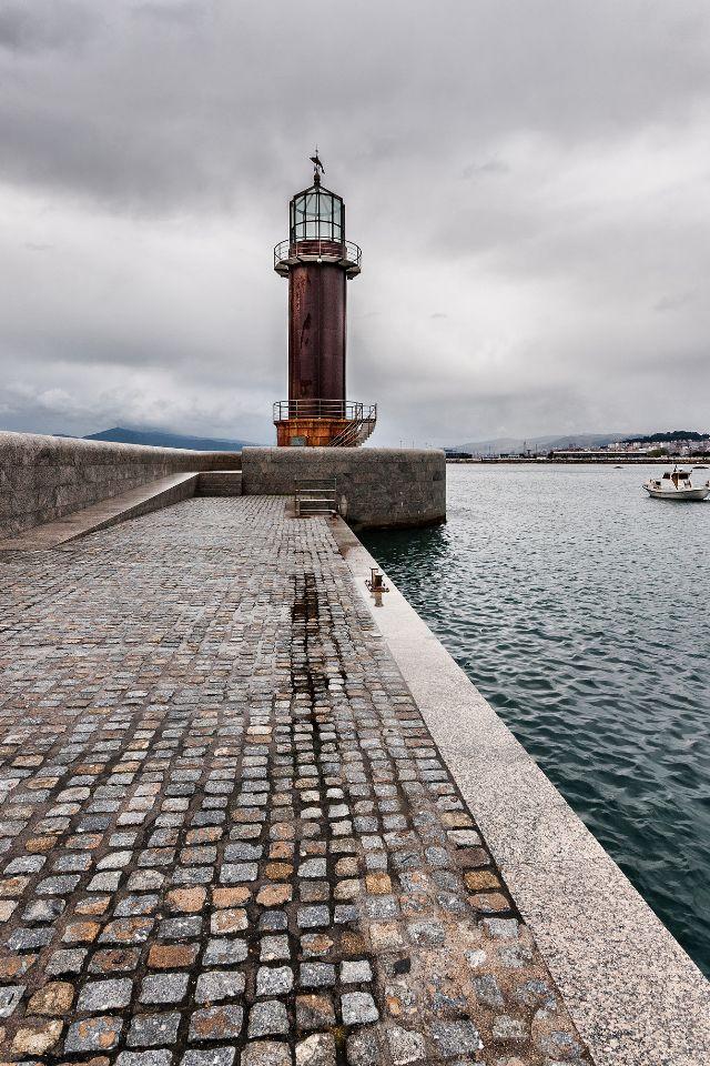 Faro de Alcabre, Vigo, Spain