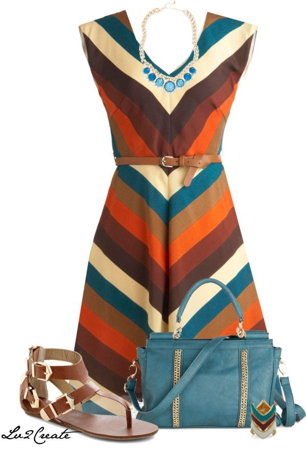 I love, love, love this dress!!! LOLO Moda: Chic spring fashion