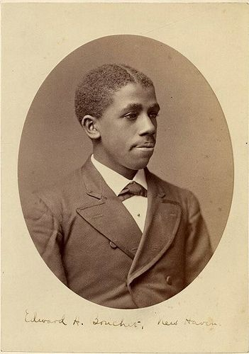 Edward Alexander Bouchet was the first African-American to earn a doctorate degree, which he received for physics in 1876 from Yale. He was also the first African-American to graduate from Yale, and his was only the sixth doctorate ever awarded in the field of physics. Bouchet was one of the fe