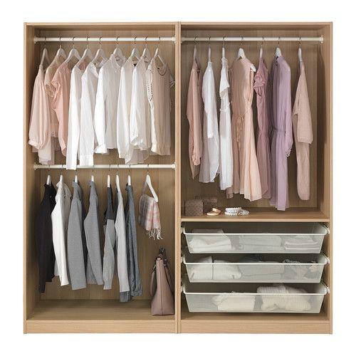 les 25 meilleures id es concernant kleiderstange ikea sur pinterest int rieur d 39 appartement. Black Bedroom Furniture Sets. Home Design Ideas