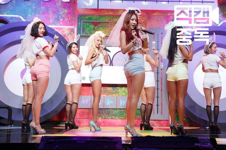 씨스타 풀샷 직캠 쉐이크 잇 SHAKE IT SISTAR  Fullshot Fancam @Mnet MCOUNTDOWN_150625