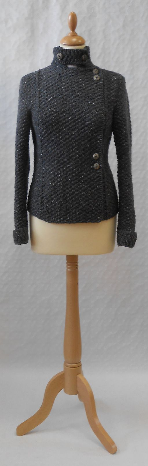 Ravelry: Military Jacket by Patricia Cox