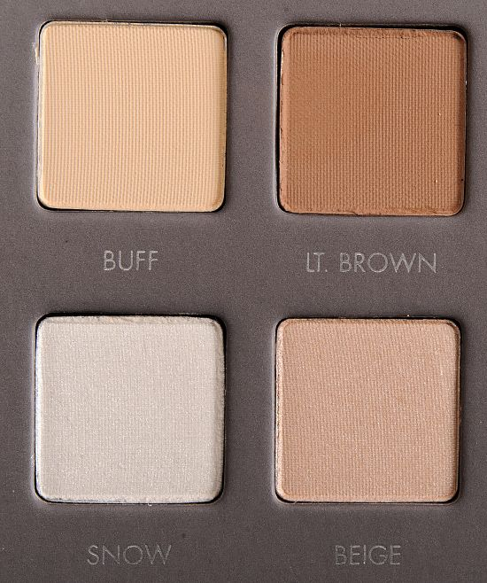 how to use lorac pro palette