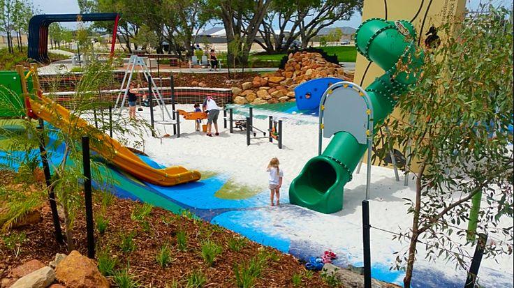 Bullrush Park XL Adventure Playground, Wellard - Blog Reviews | - Buggybuddys