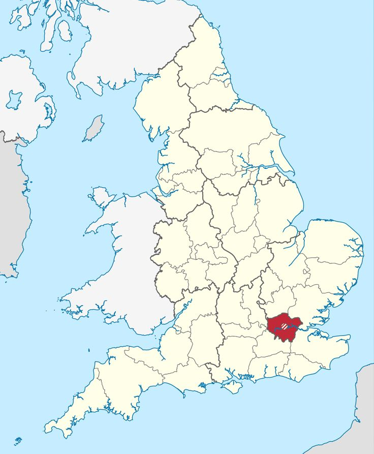 Greater London - Wikipedia