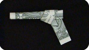 money gun