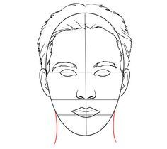 Menschliche Gesichter zeichnen                                                                                                                                                                                 Mehr