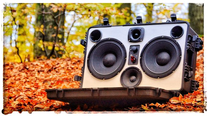 Valkyrie: a portable speaker that is louder than a concert - Android Authority