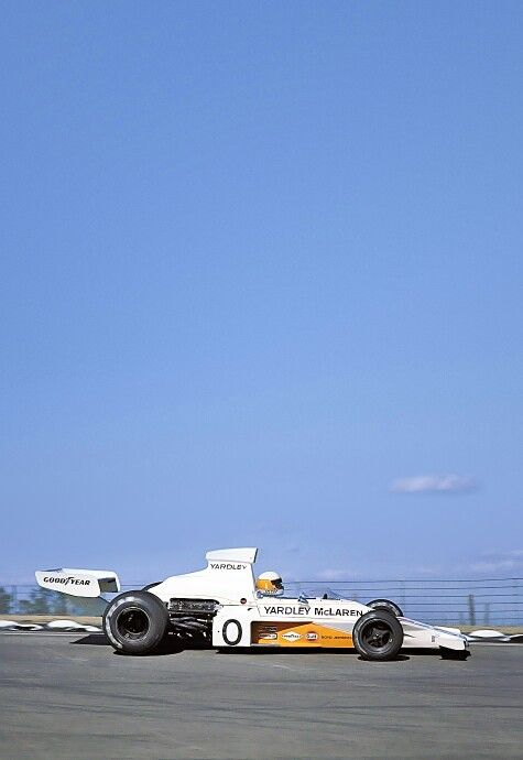 Jody Scheckter - Yardley McLaren